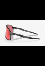 Oakley Oakley Sunglasses Sutro Matte Black / Prizm Trail Torch Lens