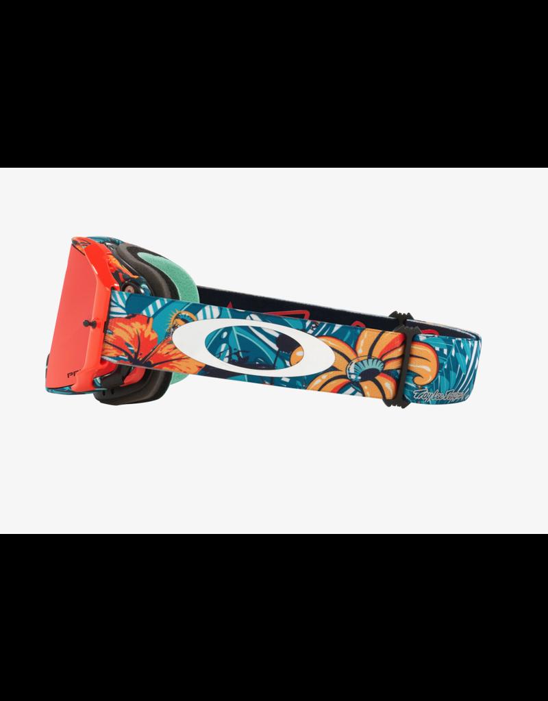 Oakley Oakley Goggles Airbrake MTB TLD Cosmic Jungle Blue / Prizm Trail Lens