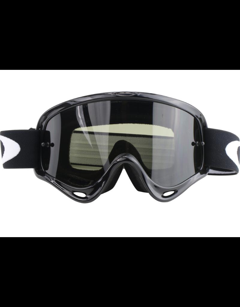 Oakley Oakley Goggles O-Frame MX Jet Black / Clear Lens