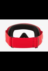 Oakley Oakley Goggles O-Frame MX Moto Red / Clear Lens