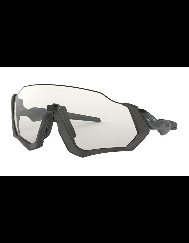 Oakley Oakley Sunglasses Flight Jacket Steel / Photochromic Lens