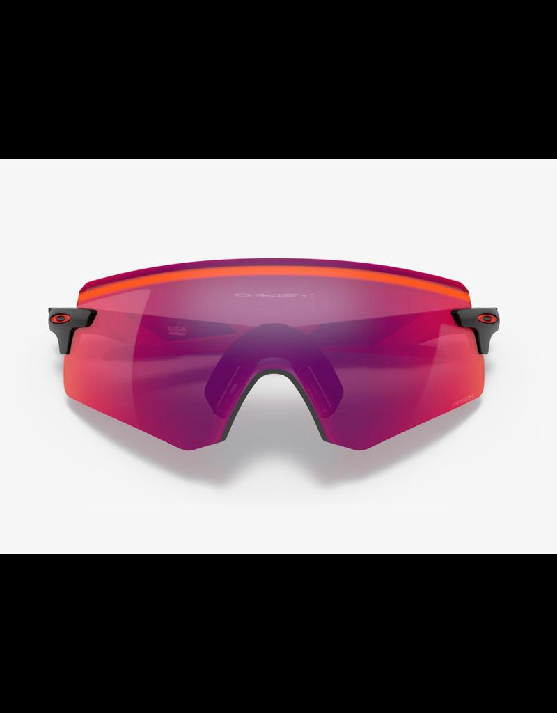 Oakley Oakley Sunglasses Encoder Matte Black / Prizm Road Lens