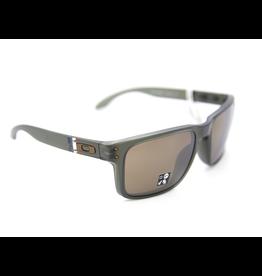 Oakley Oakley Sunglasses Holbrook Matte Olive Ink / Prizm Tungsten Lens