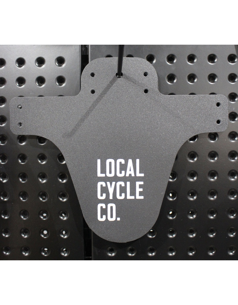 Local Cycle Co Local Cycle Co Logo Mud Guard