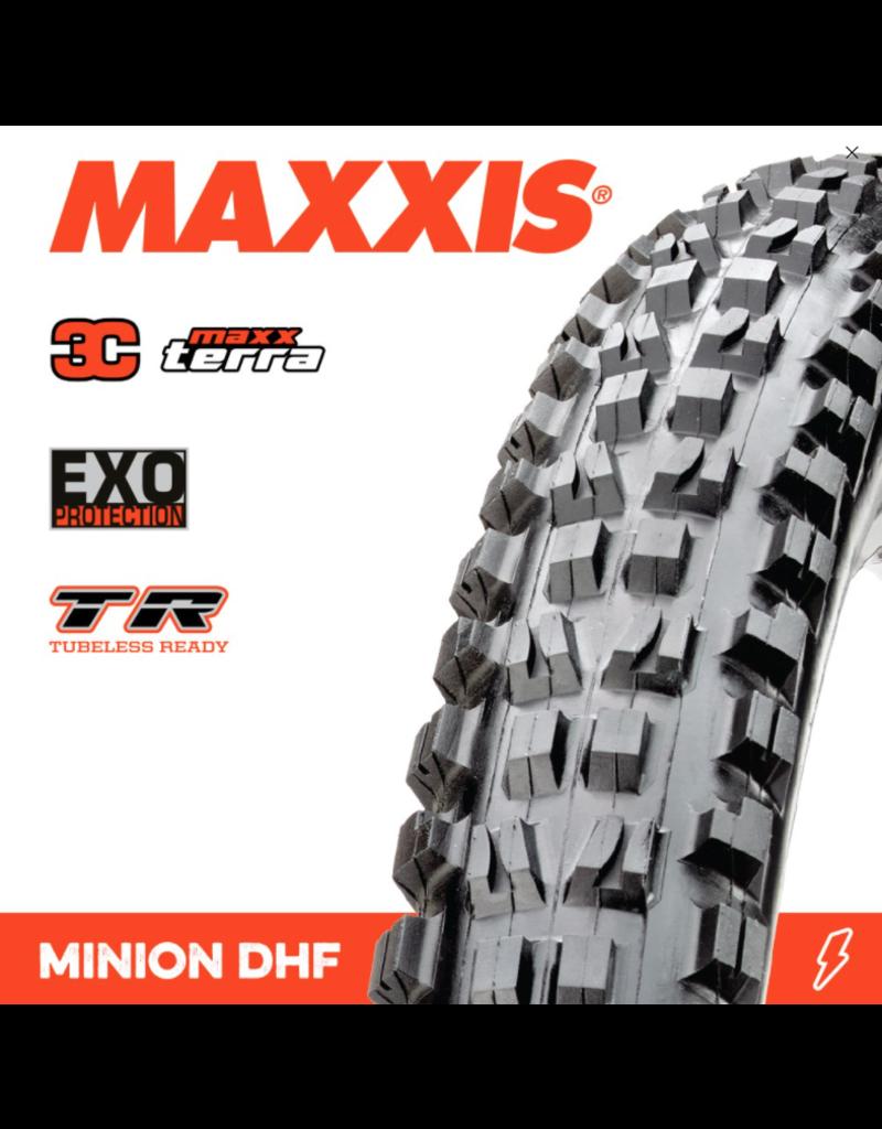 Maxxis Maxxis Minion DHF 27.5 x 2.5 3C EXO Terra