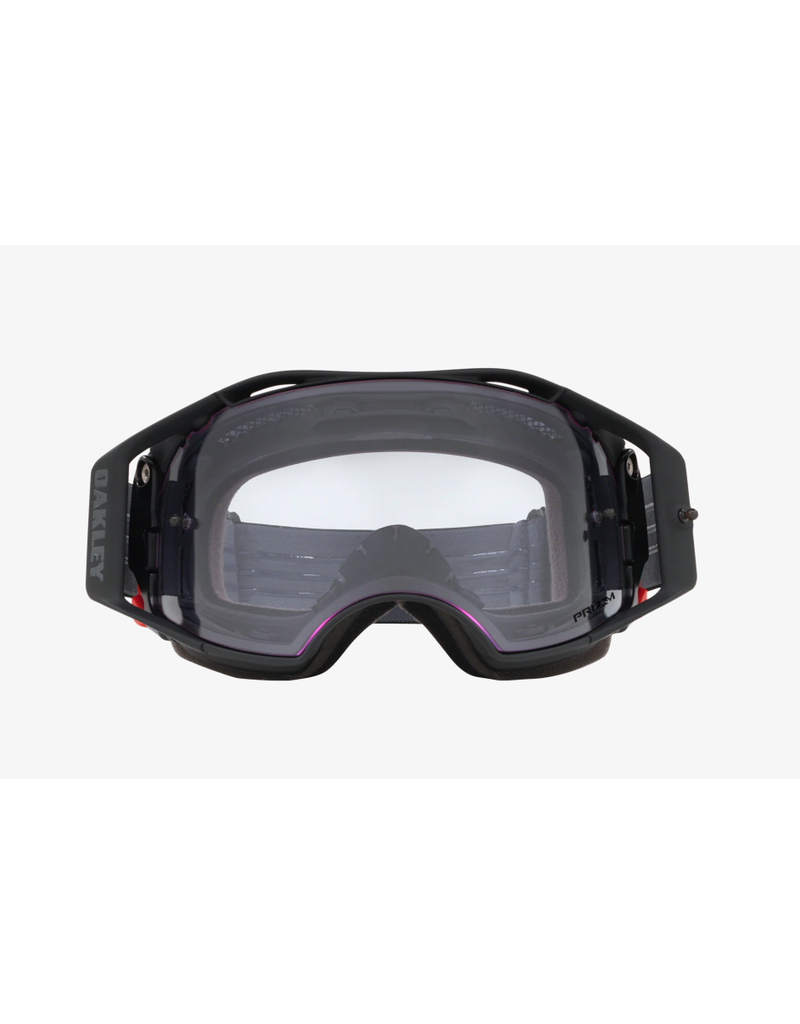 Oakley Oakley Goggles Airbrake MTB Black Gunmetal / Prizm MX Low Light Lens