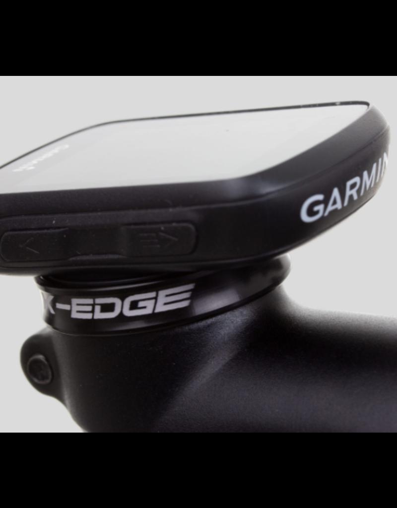 K-Edge Gravity Cap Computer Mount For Garmin - Black
