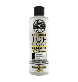 Chemical Guys Extreme Top Coat Wax And Sealant In One (16 oz)