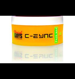 Chemical Guys E-zyme Natures Finest Paste Wax-(8oz)+ 2 WAX+ DRESSING Applicators W-APS / UFO APPLICATORS.