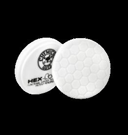 Hex-Logic 5.5'' HEX-LOGIC PAD - WHITE MEDIUM LIGHT POLISHING PAD (5.5''inch)