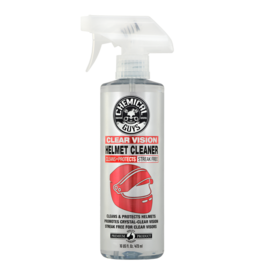 Chemical Guys Clear Vision Streak Free Helmet Cleaner & Protectant (16oz)