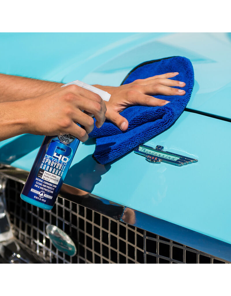 Chemical Guys P40 Detailer Spray With Carnauba (64oz)