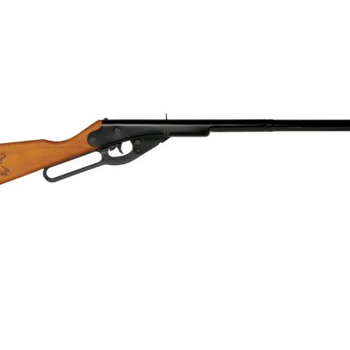 DAISY BUCK LEVER WOOD RIFLE 350FPS