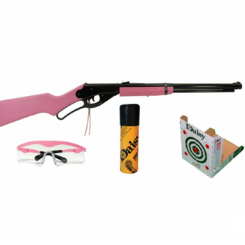 DAISY PINK LEVER ACTION 350 FPS