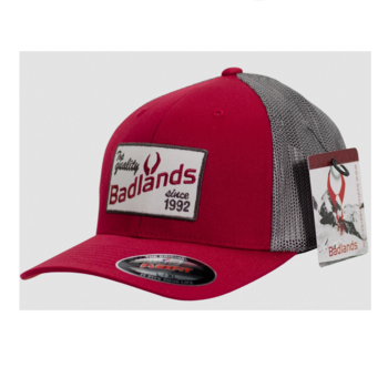 BADLANDS THROWBACK SIZE LG-XLG