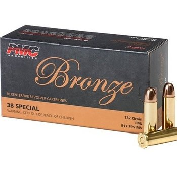PMC 38 SPECIAL 132GR FMJ