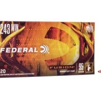 FEDERAL FUSION 243 WIN 95GR
