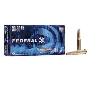 FEDERAL 30-30 WIN 150GR SP FN