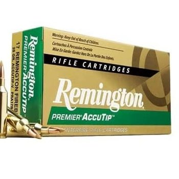 REMINGTON 17 REM 20GR FIREBALL ACCTIP-V