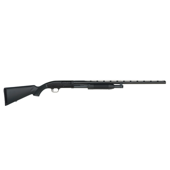 MOSSBERG 12GA MAVERICK 88 FIELD PUMP 28 BBL SYN STOCK