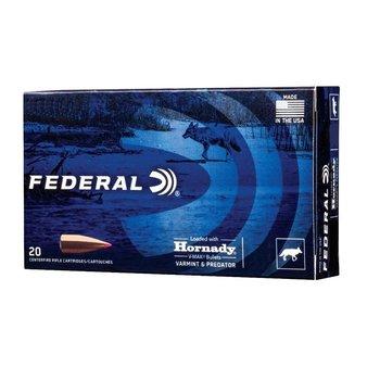 FEDERAL 6.5 CREEDMOOR 95GR VARMINT PREDATOR V-MAX