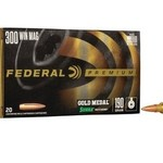 FEDERAL 300 WIN 190GR MATCHKING BTHP GOLD MEDAL MATCH