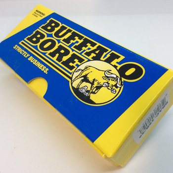 BUFFALO BORE 500 S&W 440GR HARD CAST LEAD