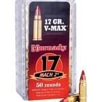 HORNADY 17 MACH 2 17GR V-MAX