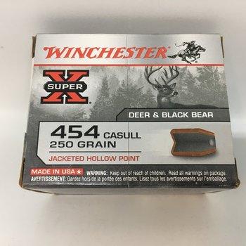 WINCHESTER 454 CASULL 250GR