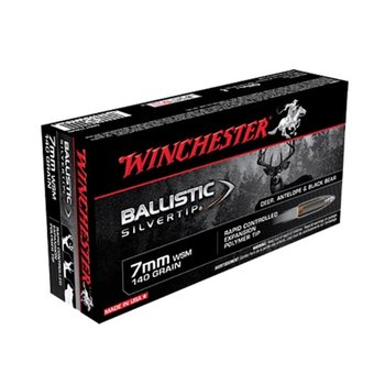 WINCHESTER 7MM WSM 140GR ACCUBOND