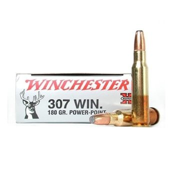 WINCHESTER 307 WIN 180GR POWERPOINT