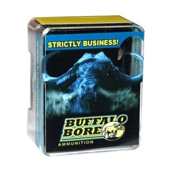 BUFFALO BORE 40 S&W 200GR HARD CAST
