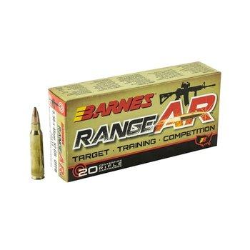 BARNES 5.56 52GR RANGE AR OTFB