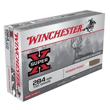 WINCHESTER 284 WIN 150GR PP SUPER X