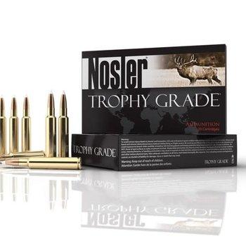 NOSLER 6.5 CRM 129GR TROPHY GRADE ABLR