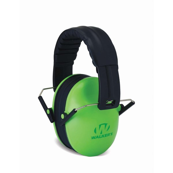 WALKERS MUFF BABY & KIDS LIME GREEN