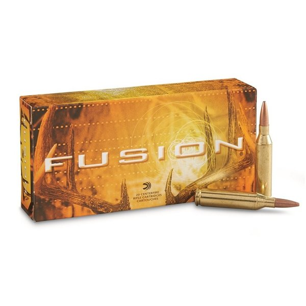 FEDERAL FUSION 308 WIN 180GR