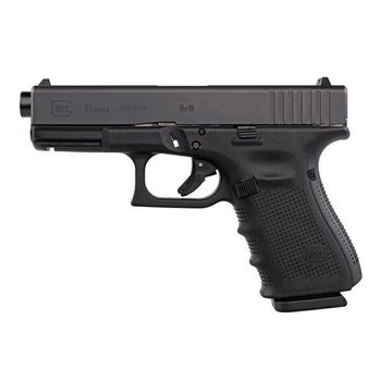 """GLOCK G19 9MM GEN4 CANADIAN 4.17"""" 3 MAGS FIXED SIGHTS"""
