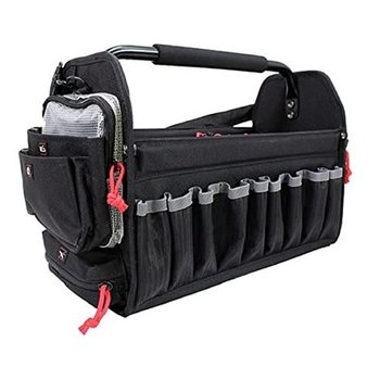 GPS OUTDOORS GPS RANGE BAG TOTE STYLE BLACK