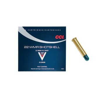 CCI 22 WMR SHOTSHELL MAXI-MAG