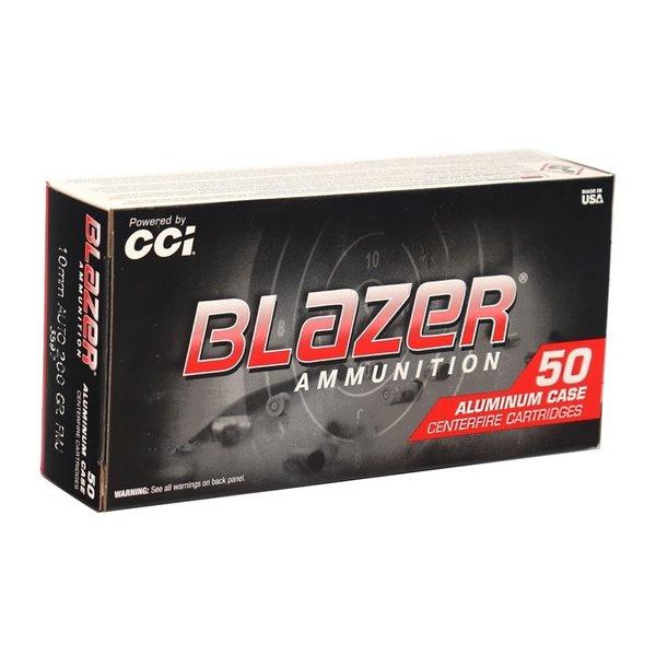 CCI BLAZER 10MM 200 FMJ 50