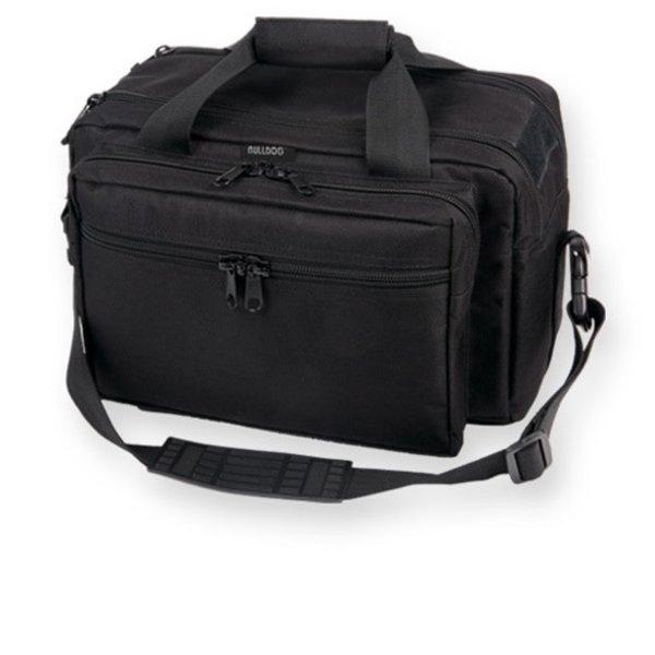 BULLDOG RANGE BAG MODULAR BLACK XL