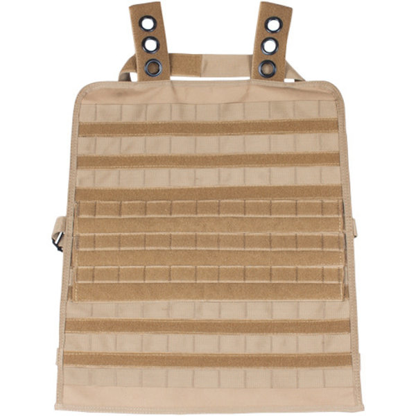 FOX OUTDOOR TACTICAL SEAT PANEL - COYOTE