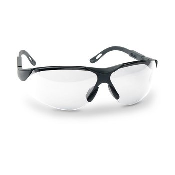 WALKERS CLEAR SAFETY GLASSES