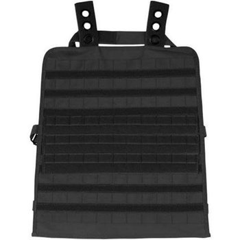 FOX OUTDOOR TACTICAL SEAT PANEL - BLACK