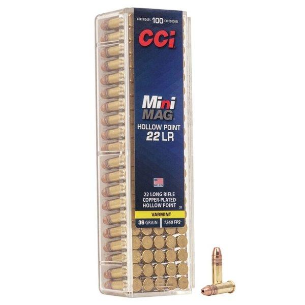 CCI 22 LR 36GR FPS MINI-MAG