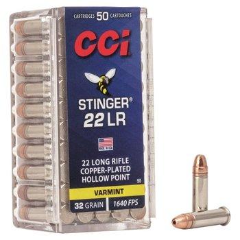 CCI 22 LR 32GR FPS STINGER