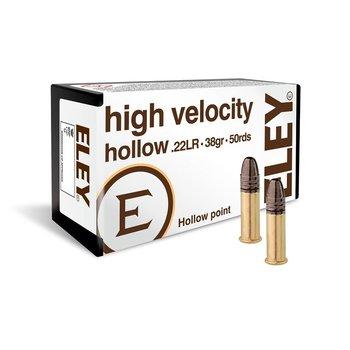 ELEY ELEY 22 LR 40GR HIGH VELOCITY