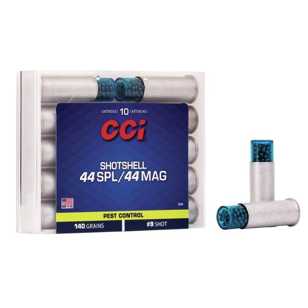 CCI 44 SPL/MAG SHOTSHELL #9