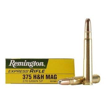 REMINGTON 375 H&H MAG 270GR SP